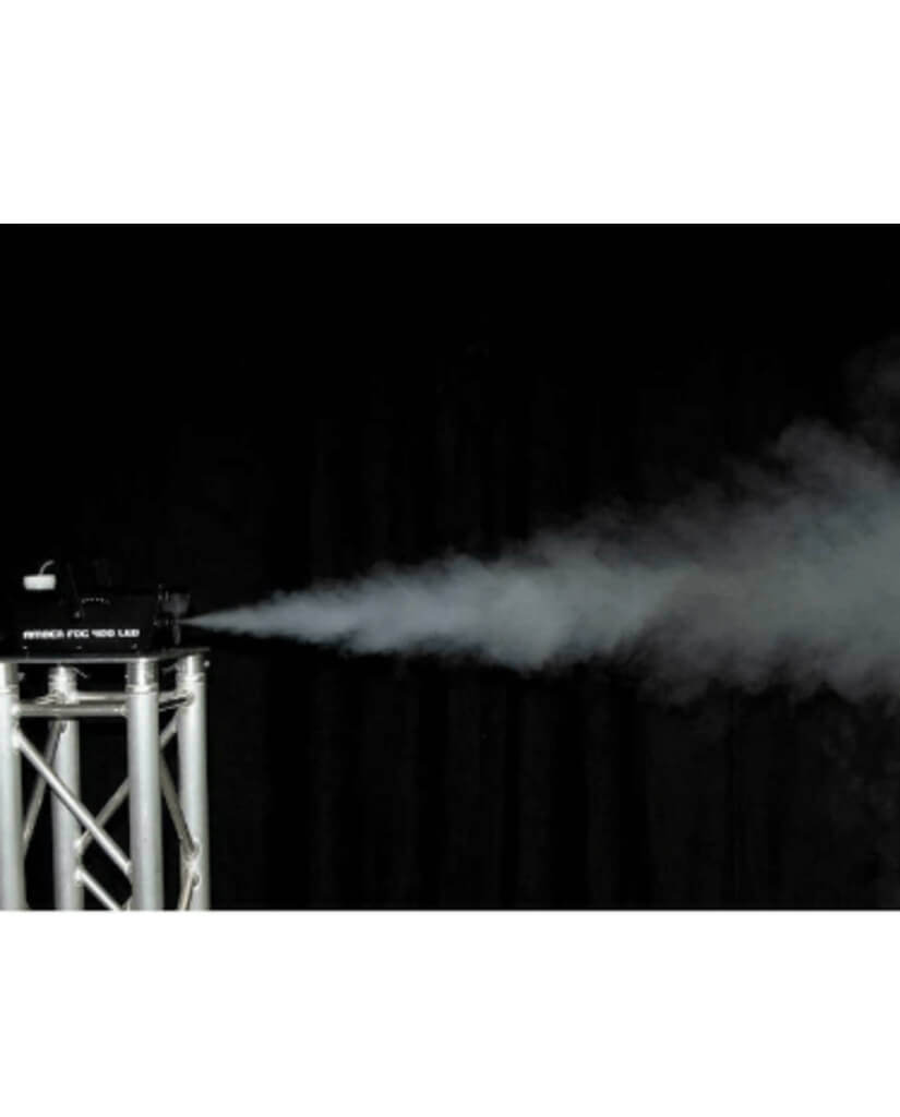 Amber Fog 700 LED Fog Machine