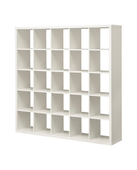 Bar Shelf - 7' by 7' - white