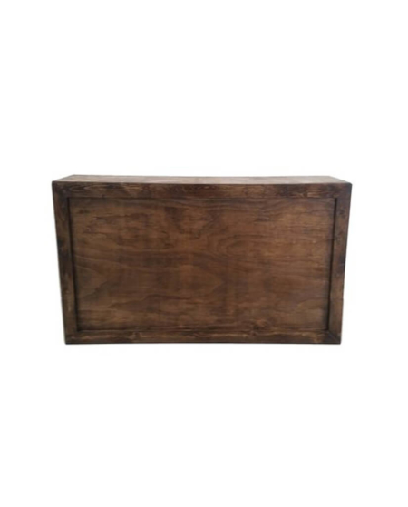 Antique Wood Bar 6'- walnut