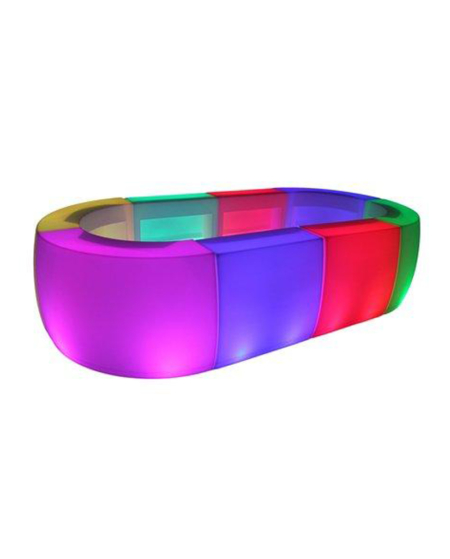 LED Oval Bar