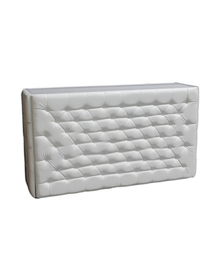 Tufted Bar 6' - white